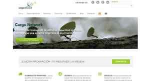 web cargonetwork Internacionalización online