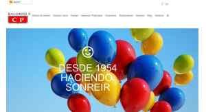 web comercial persan Internacionalización online