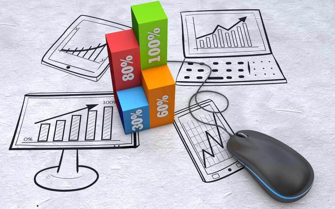 Indicadores para medir el desempeño online