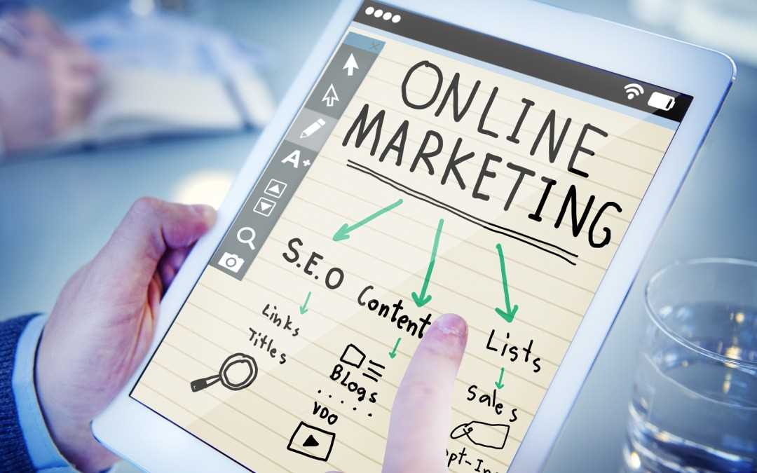 Marketing on line : estar en Internet es importante