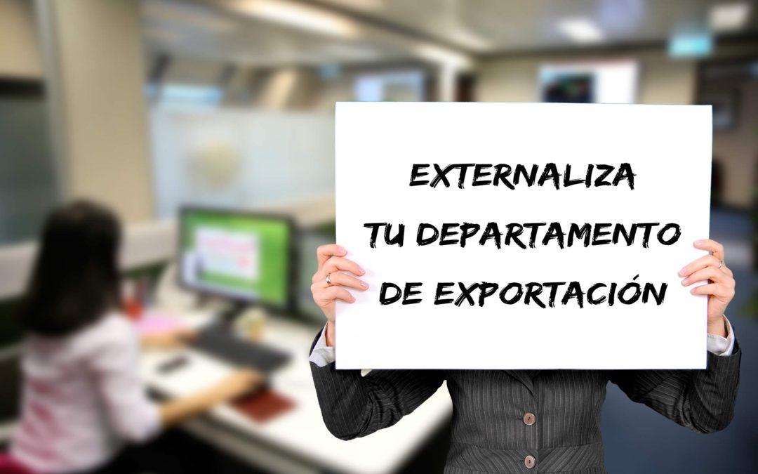 Externaliza tu departamento de exportación